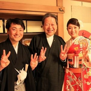 「本田晃一さんご結婚」