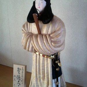 「聖徳太子像」