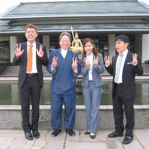 「TBS『別冊アサ秘ジャーナル』取材」