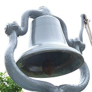 「ありがとうの鐘を鳴らしましょう」