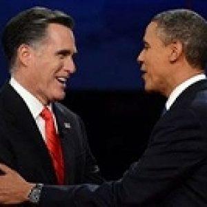 「オバマ大統領の勝利」