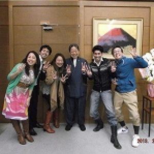 「瀬戸山さんと4人のお友達」