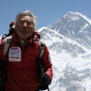 「80歳のエベレスト登頂」