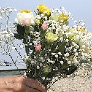 「心の花束」