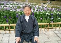 2013-06-12 花しょうぶと和平さん2s-