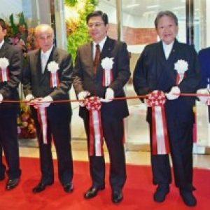 「十六銀行名古屋駅前支店 新装オープン」
